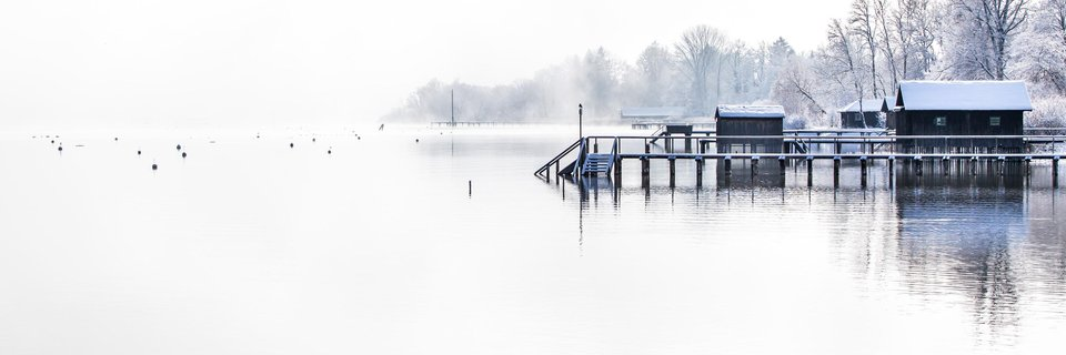 Wintersport in Ammersee-Lech
